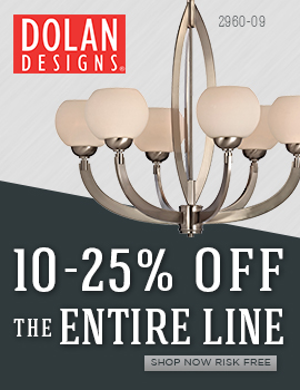 Save 10-25% on the DOLAN DESIGNS!