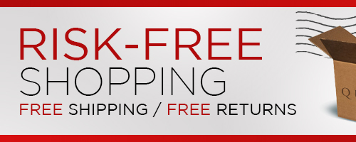 Shop Now Risk Free: FREE Shipping* & FREE Returns*