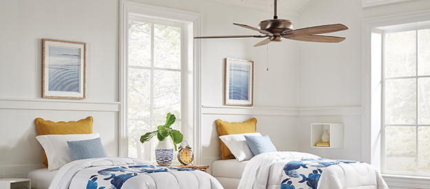 Ceiling Fan Size - Large Space