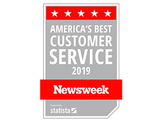 Newsweek | America's Best Customer Service 2019