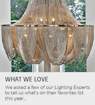 What We Love | Our Lighting Expert Picks