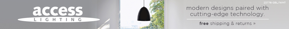 Access Lighting | Modern designs paired with cutting-edge technology. Free shipping & returns (COPY)