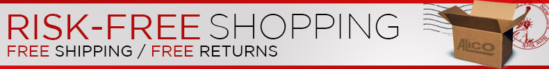 Shop Risk Free: FREE Shipping* and FREE Returns*!