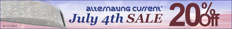 ALTERNATING CURRENT 20% off 4th of July Sale!