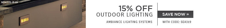 Ambiance Lighting Systems | 15% OFF Outdoor Lighting | with code: SEA319 | Save Now