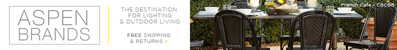 Aspen Brands | The Destination for Lighting & Outdoor Living | Free Shipping & Returns