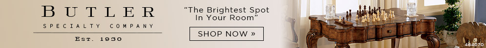 Butler Specialty Company | The Brightest Spot in your Room | Shop Now