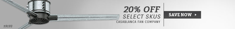 Casablanca Fan Co. | 20% Off Select SKUs