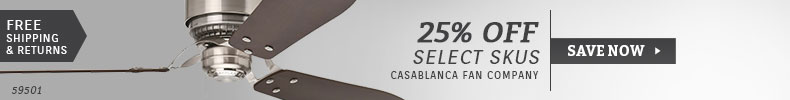 Casablanca | 25% Off Select SKUs
