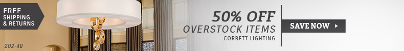 Corbett Lighting | 50% Off Overstock Items