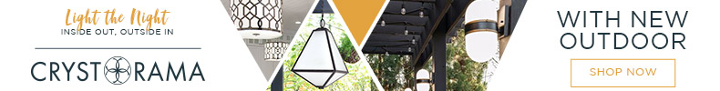 Light The Night | Crystorama | With NEW Outdoor | Shop Now