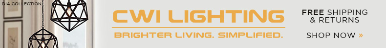CWI Lighting | Brighter Living. Simplified. Free Shipping & Returns | Shop Now