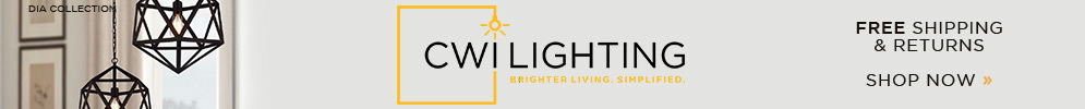 CWI Lighting | Brighter Living. Simplified. Free Shipping & Returns | Shop Now (COPY)
