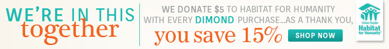 Dimond Lighting | Habitat for Humanity | 15% OFF The Entire Line
