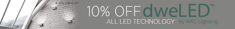 WAC Lighting | 10% OFF dweLED