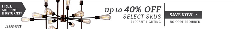 Elegant Lighting | Up To 40% OFF Select Skus