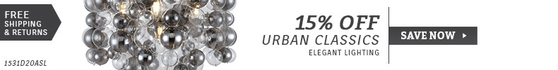 Elegant Lighting | 15% Off Urban Classics