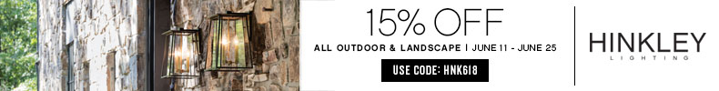 Hinkley Lighting | 15% OFF Outdoor & Landscape