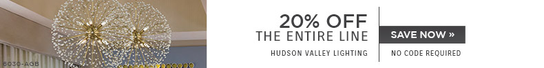 Hudson Valley | 20% OFF the Entire Line | no code required