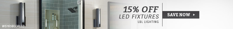 LBL Lighting | 15% Off LED Fixtures