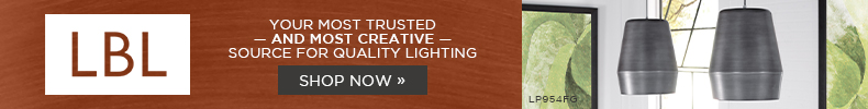 LBL Lighting | Your most trusted - and most creative - source for quality lighting | Shop Now