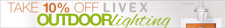 Livex Lighting | 10% Off Outdoor Lighting