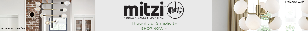Mitzi by Hudson Valley Lighting | Thoughtful Simplicity | Shop Now (COPY)
