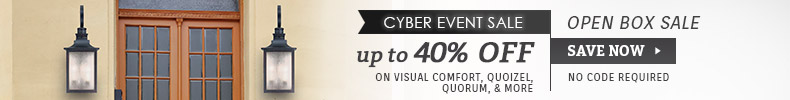 Cyber Event Sale | Up To 35% OFF Open Box Sale