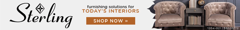 Sterling | Furnishing Solutions for Today's Interiors | Shop Now
