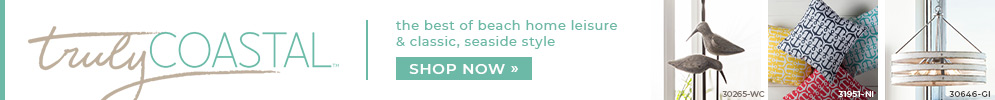 Truly Coastal | The Best of Beach Home Leisure & Classic, Seaside Style | Shop Now