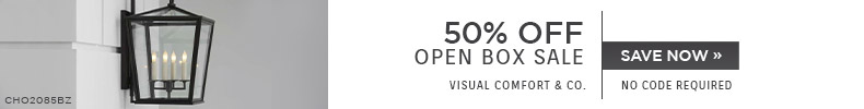 Visual Comfort | 50% Off Open Box