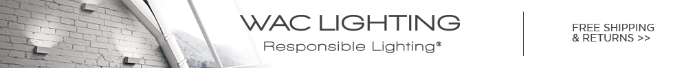 WAC LIGHTING | Responsible Lighting | Free Shipping & Returns (COPY)