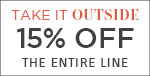 Take It Outside | Craftmade | 15% Off The Entire Line | With Code: OUTSIDE19 | Save Now