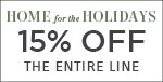 Home for the Holidays | Craftmade | 15% Off the Entire Line | With Code: HOLLY19