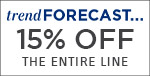 Trend Forecast | Craftmade | 15% Off the Entire Line | With Code: TRENDS20 | Save Now