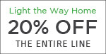 Habitat for Humanity Lights the Way Home with Corbett Lighting | 20% Off The Entire Line | no code required | Save Now