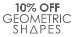Crystorama | 10% OFF Geometric Shapes