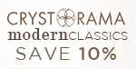 SAVE 10% on CRYSTORAMA MODERN CLASSICS!