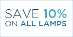 Shop Dimond & Save 10% on ALL Lamps!
