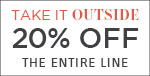 Take It Outside | Elegant Lighting | 20% Off The Entire Line | With Code: OUTSIDE19 | Save Now