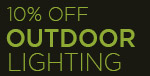 10% off ELK Outdoor Lighting Sale!