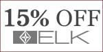 15% OFF ELK!
