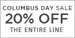 Columbus Day Sale | Elk Group International | 20% Off the Entire Line | With Code: SETSAIL19 | Save Now