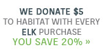 Lighting New York & ELK Lighting Present: We're In This Together | We donate $5 to Habitat for Humanity with every ELK purchase. As a thank you, you save 20% | Shop Now