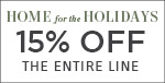 Home for the Holidays | Elk Group International | 15% Off the Entire line | With Code: HOLLY19 | Save Now