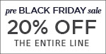 Pre-Black Friday Sale | ELK Group International | 20% Off the Entire Line | With Code: BLACK19