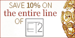 SAVE 10% on the ENTIRE line of ET2!