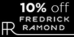 Save 10% on the Entire Fredrick Ramond Line!