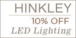 10% Off HINKLEY LED Lighting