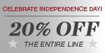 Hinkley Lighting | 4th of July Sale | 20% Off the Entire Line